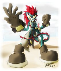 Spike the Iguana, Reworked