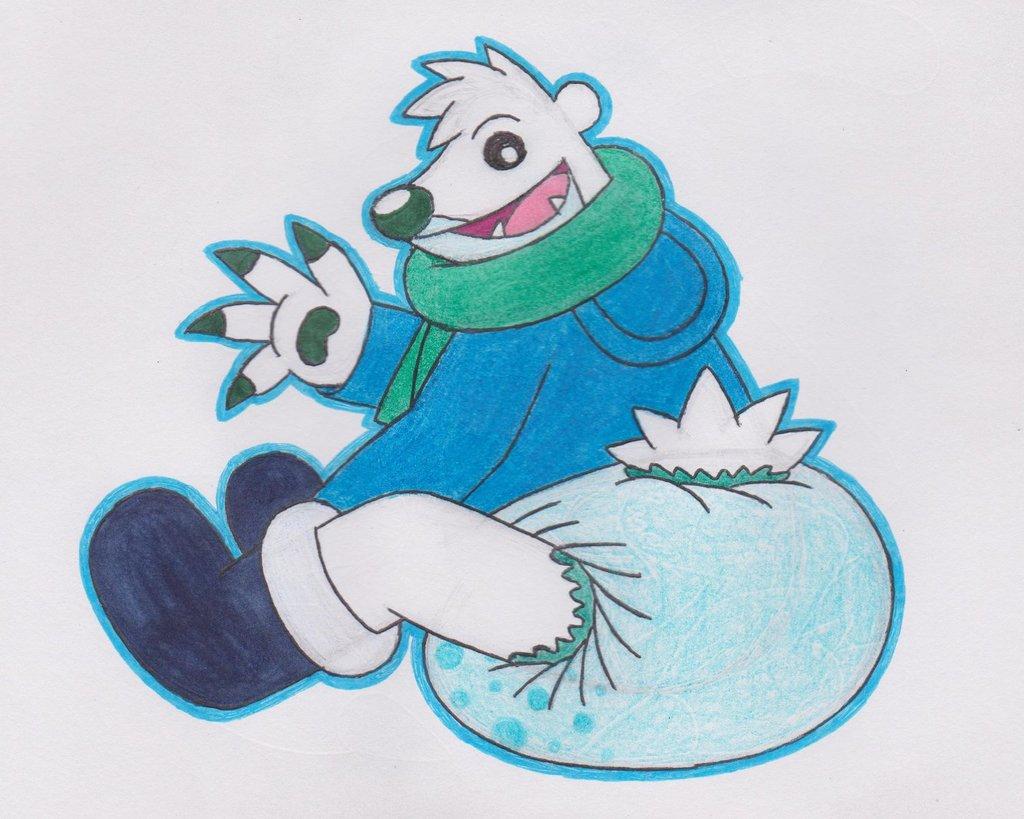 Friendly Beartic
