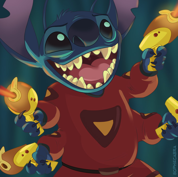 Fan Favorite Series - Stitch