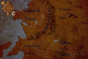 Map of Western Olin