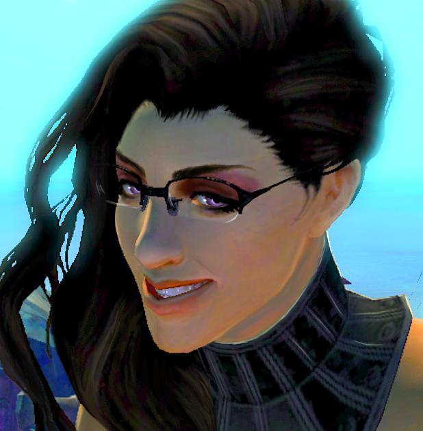 Edited Screenshot of Leslie