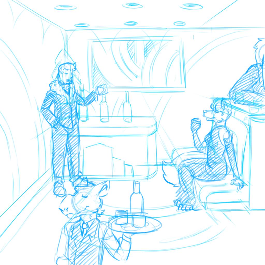 Wayfarer Art Deco club