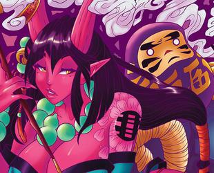 Oni Babe -Digital Remix-