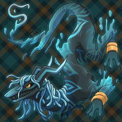 [fv] ghostly Kaimu