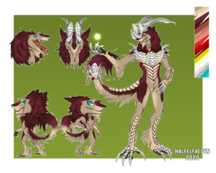 [SOLD] Draggal Mage Adopt