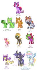 Pony Cast