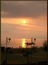 When Heaven Meets Sea...