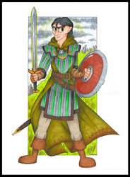 Galadhwen, Dunedain Wanderer