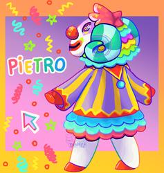 Pietro The Smug Sheep