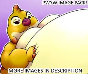 Stitch and Reuben PWYW Image Pack!