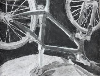 Charcoal Bike