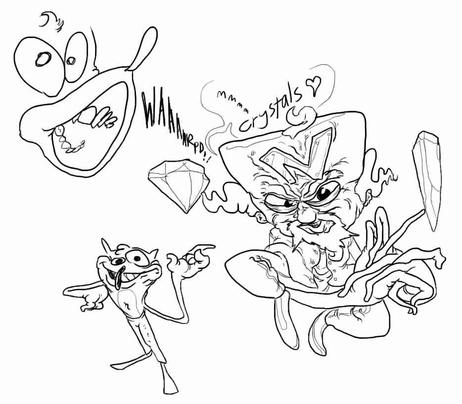 Most recent image: crabbycoot