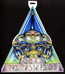 Oort the Truncheon badge