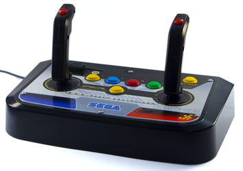 Sega Twin Stick for Xbox 360