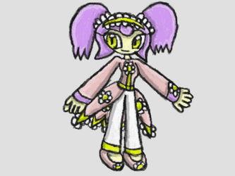Lavender Alt Outfit