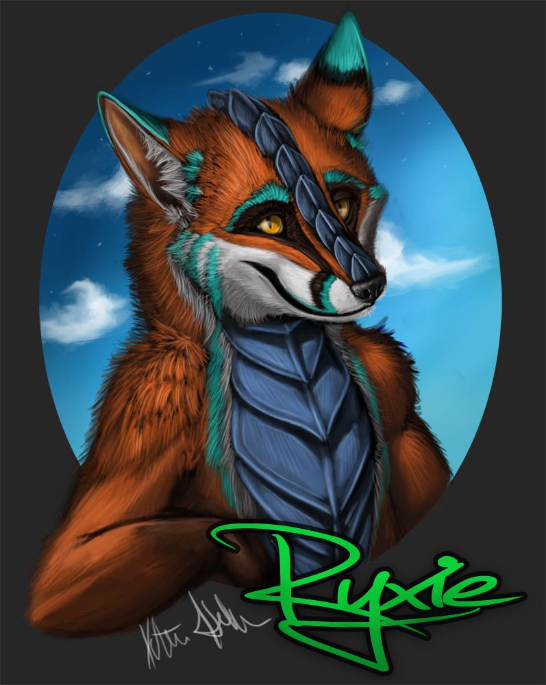 Ryxie Badge