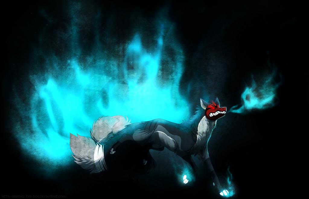 Fire spell
