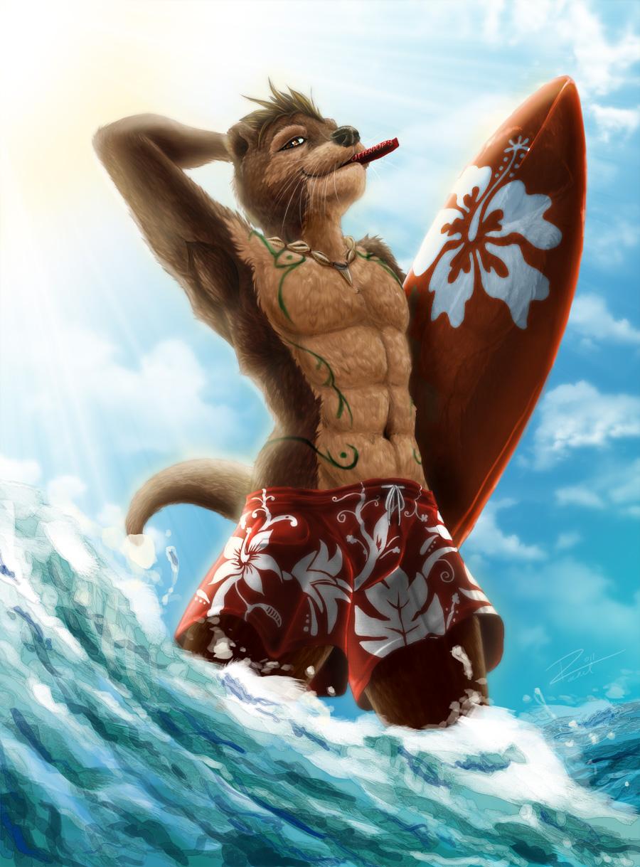 Otterpop Surfer