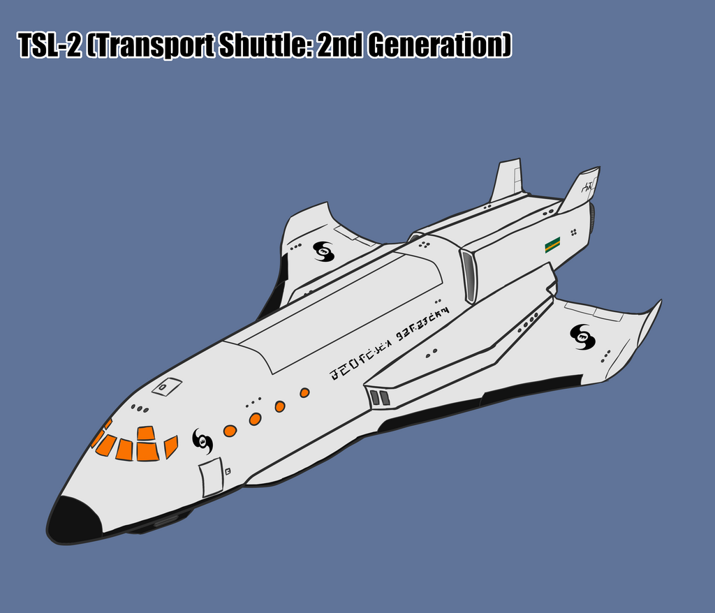 Imperial Military Tactical Shuttle