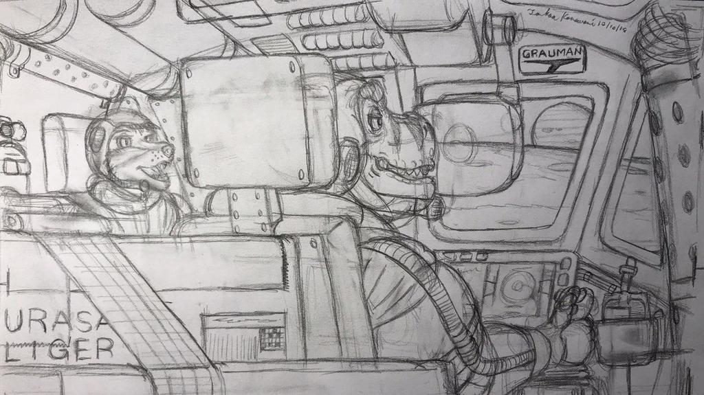 Space Couriers - Draft