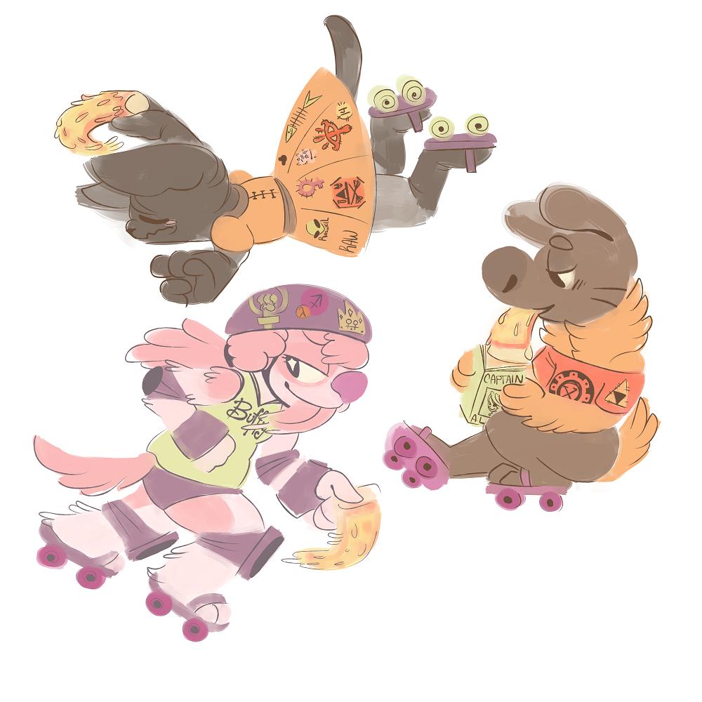 Roller Riot!