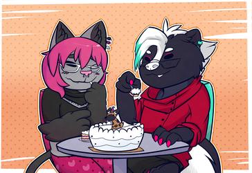 Happy cake day!