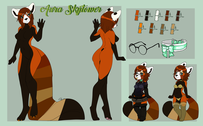 reference sheet cm: AuraSkytower