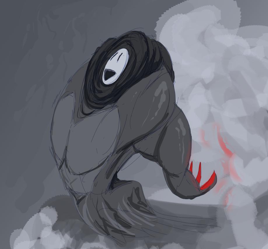 Wraith Doodle