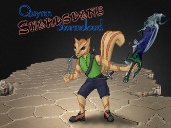 "Quynn ""Shardsbane"" Stormcloud"
