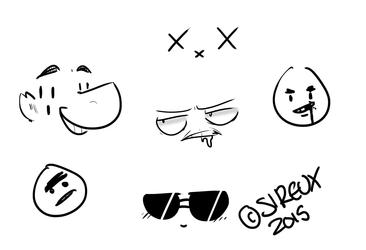 Facial Expressions 2015