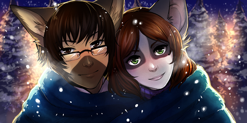 Icon Comm - Ten and Angel