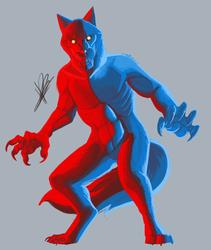 Werewolf Speedpainting