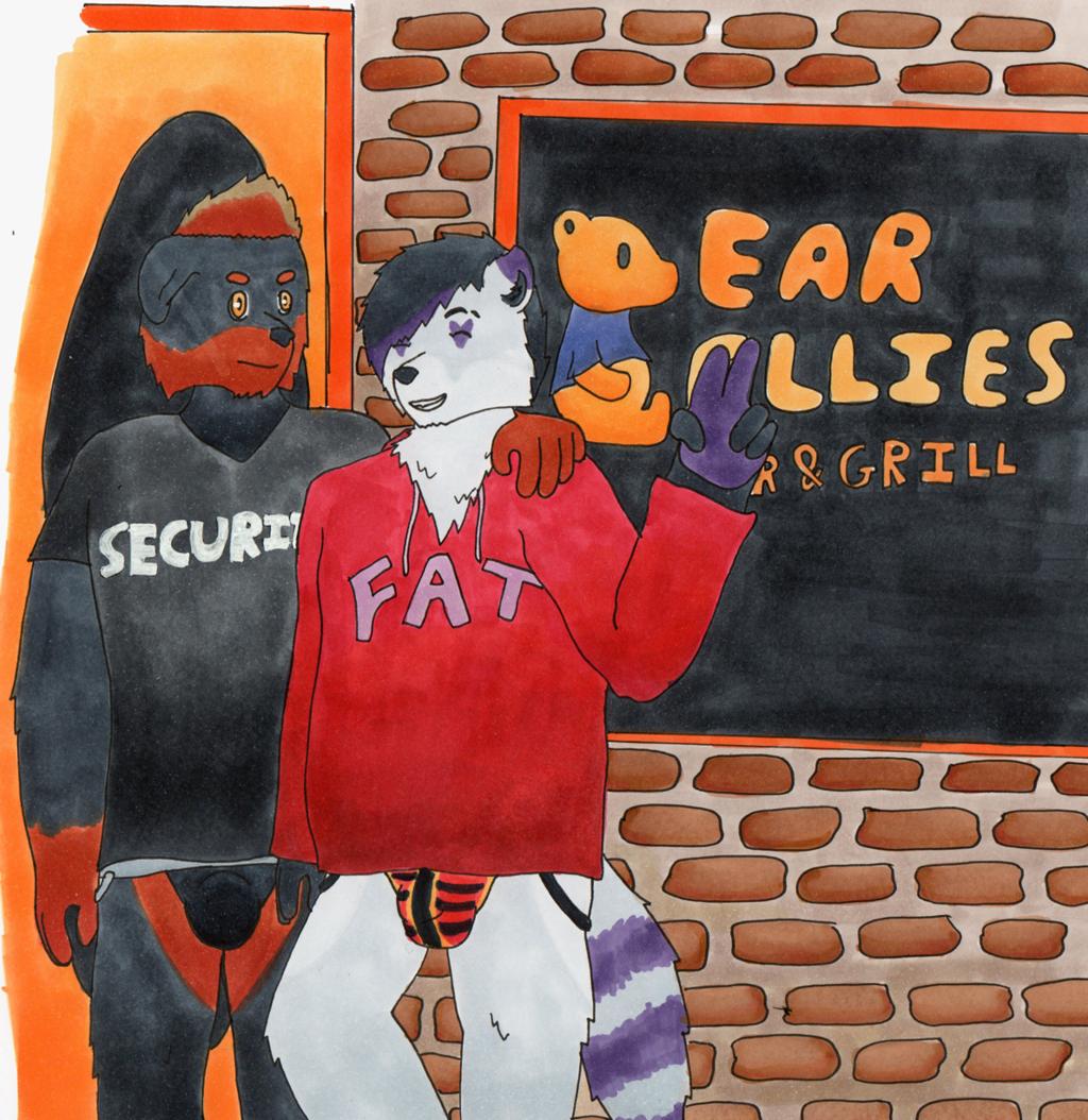 Bear Belles: Bar & Grill