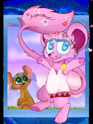 (Spyro the Dragon) Rapunzel and Sheila