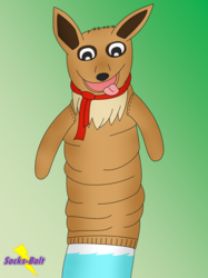 Sockvee Eevee - Sock Puppet TF