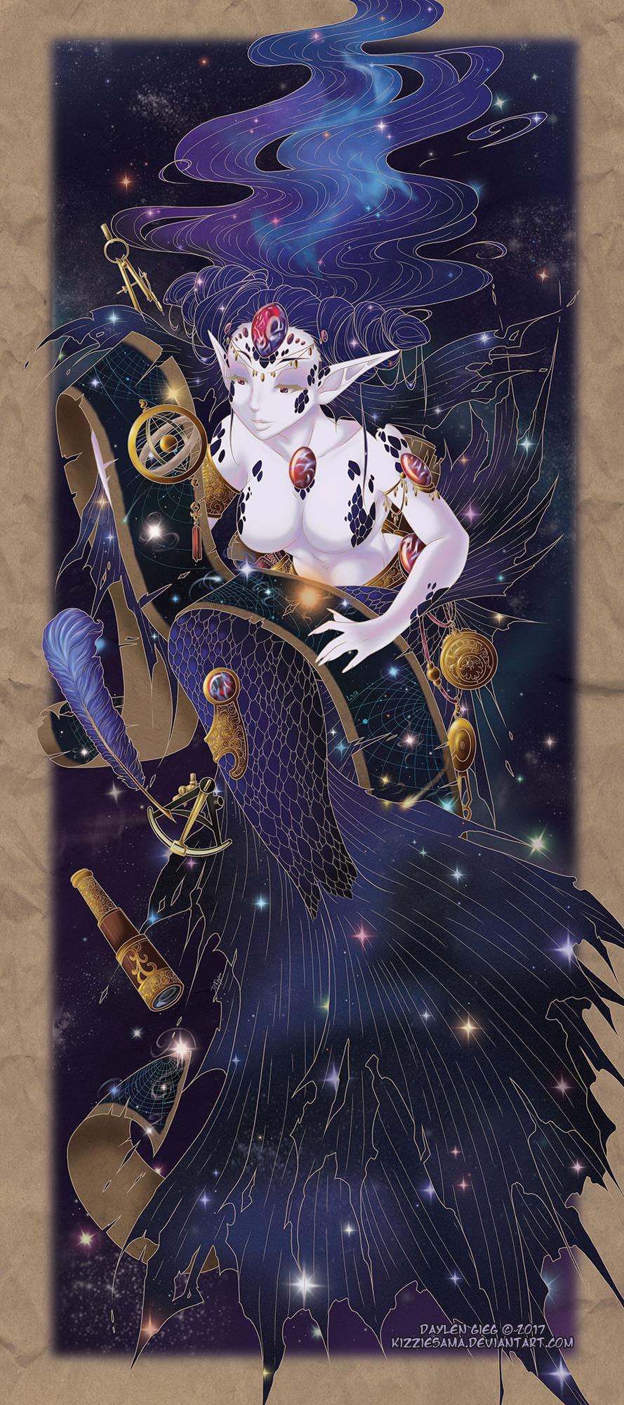 Cartographer of the Celestial Sea