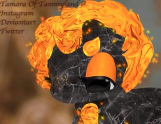 (OPEN) AUCTION: Renezia the gold marblesaur