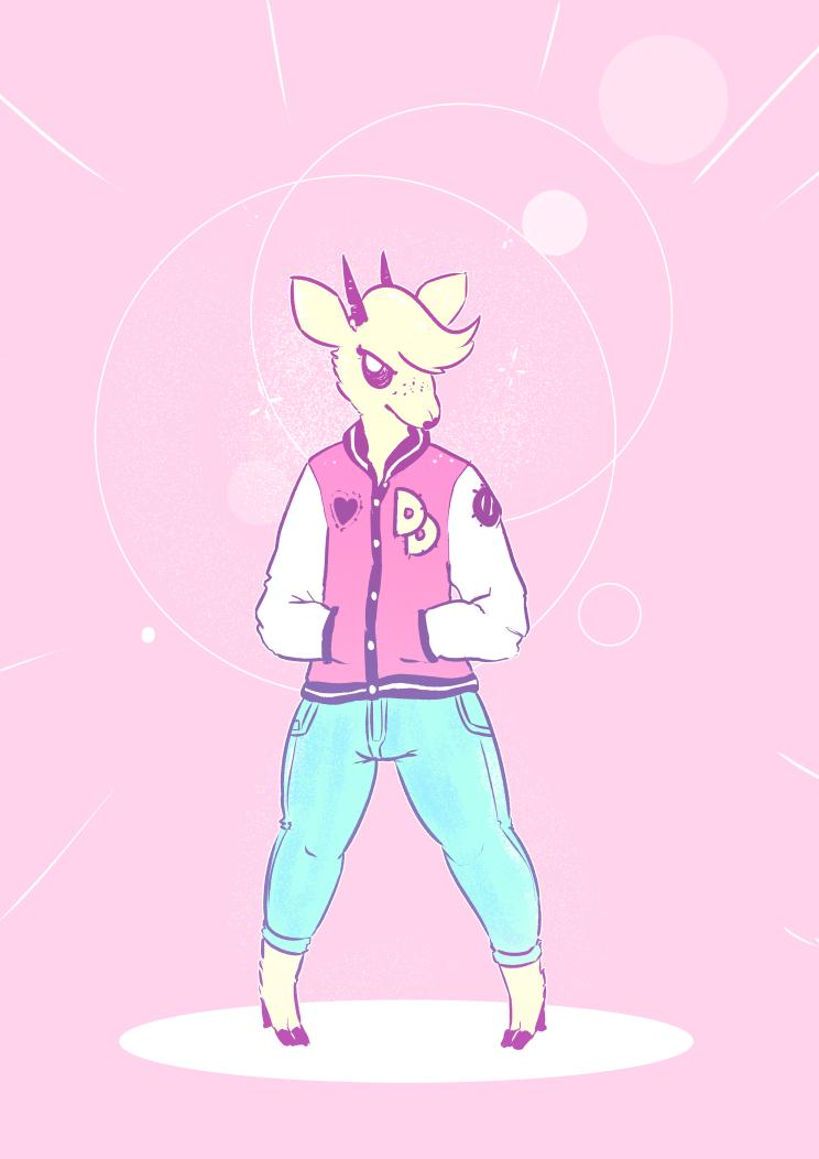 your dik-dik boyfriend