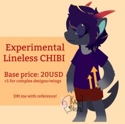 [Experimental] Lineless chibi