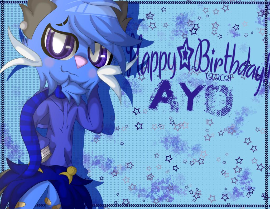 Ayo's Birthday