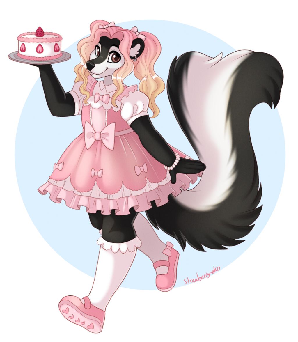 Sweet Lolita - Commission