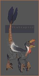Dino Challenge - Day 4 - Utahraptor
