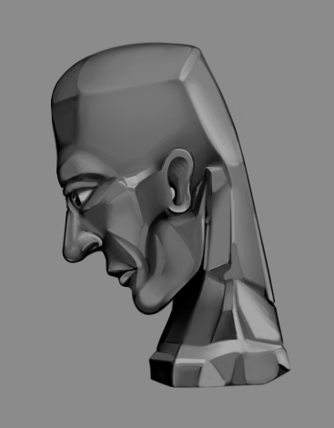 August 24th Shading Practice