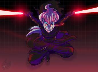 Fear Me!! (Commission Art)