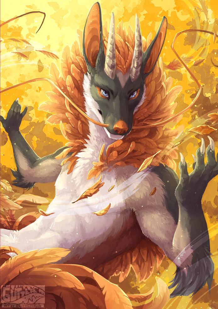 Autumn leaves... [by Guttertongue]