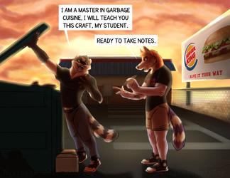 Garbage Connoisseur [Comm]