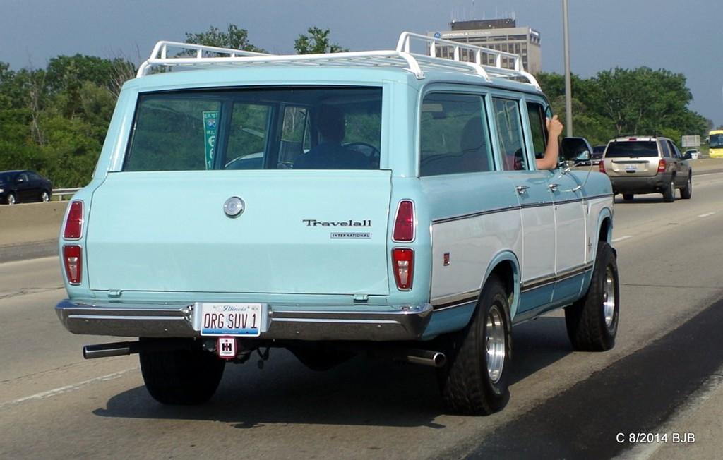 The origional SUV