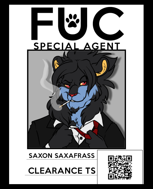 F.U.C agent for CarefreeGrizzly AC badge