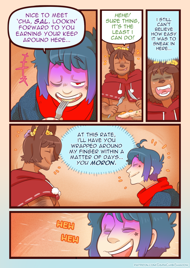 Solanaceae - Prologue Chapter 1 - Page 10