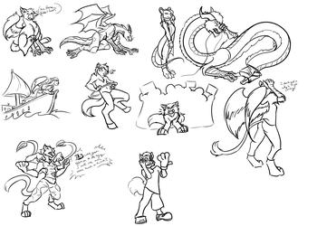 June Sketch Stream [2/5]